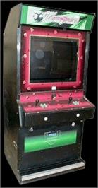 Arcade Cabinet for Virtua Striker.