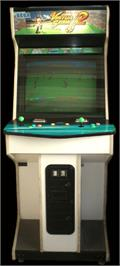 Arcade Cabinet for Virtua Striker 2 '98.