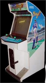 Arcade Cabinet for Virtua Striker 2.