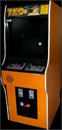 Arcade Cabinet for Vs. T.K.O. Boxing.