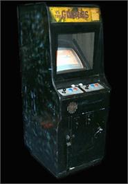 Arcade Cabinet for Vs. The Goonies.