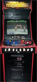 Arcade Cabinet for WWF: Wrestlemania.