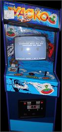 Arcade Cabinet for Wacko.