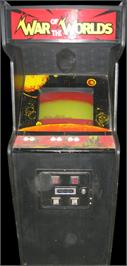 Arcade Cabinet for War of the Worlds.