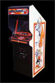 Arcade Cabinet for Warlords.
