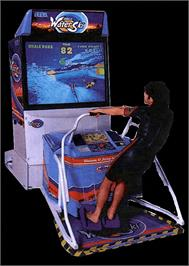 Arcade Cabinet for Water Ski.