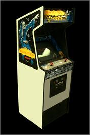 Arcade Cabinet for Wizard of Wor.