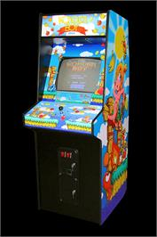 Arcade Cabinet for Wonder Boy.