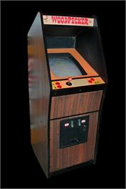 Arcade Cabinet for Woodpecker.