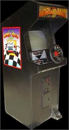 Arcade Cabinet for World Rally.