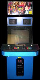 Arcade Cabinet for X-Men Vs. Street Fighter.