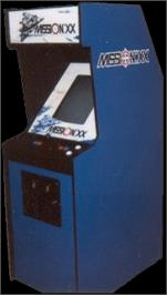 Arcade Cabinet for XX Mission.