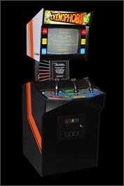 Arcade Cabinet for Xenophobe.