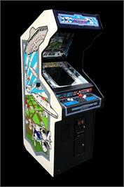 Arcade Cabinet for Xevious.