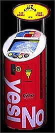 Arcade Cabinet for Yes/No Sinri Tokimeki Chart.