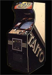 Arcade Cabinet for Zarzon.