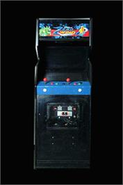 Arcade Cabinet for Zero Wing.