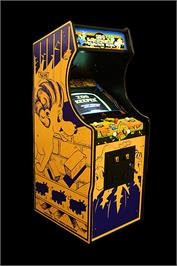 Arcade Cabinet for Zoo Keeper.