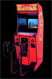 Arcade Cabinet for Zorton Brothers.