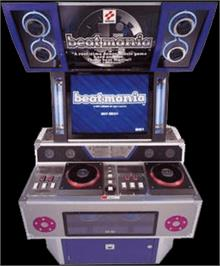 Arcade Cabinet for beatmania.