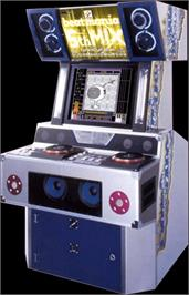 Arcade Cabinet for beatmania 5th MIX.