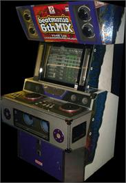 Arcade Cabinet for beatmania 6th MIX.