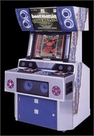 Arcade Cabinet for beatmania CORE REMIX.