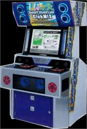 Arcade Cabinet for beatmania Club MIX.