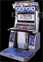 Arcade Cabinet for beatmania IIDX 7th style.