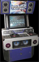 Arcade Cabinet for beatmania THE FINAL.