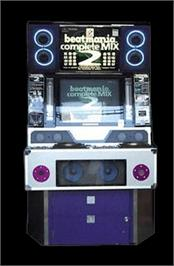 Arcade Cabinet for beatmania complete MIX 2.