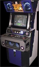 Arcade Cabinet for hiphopmania complete MIX.