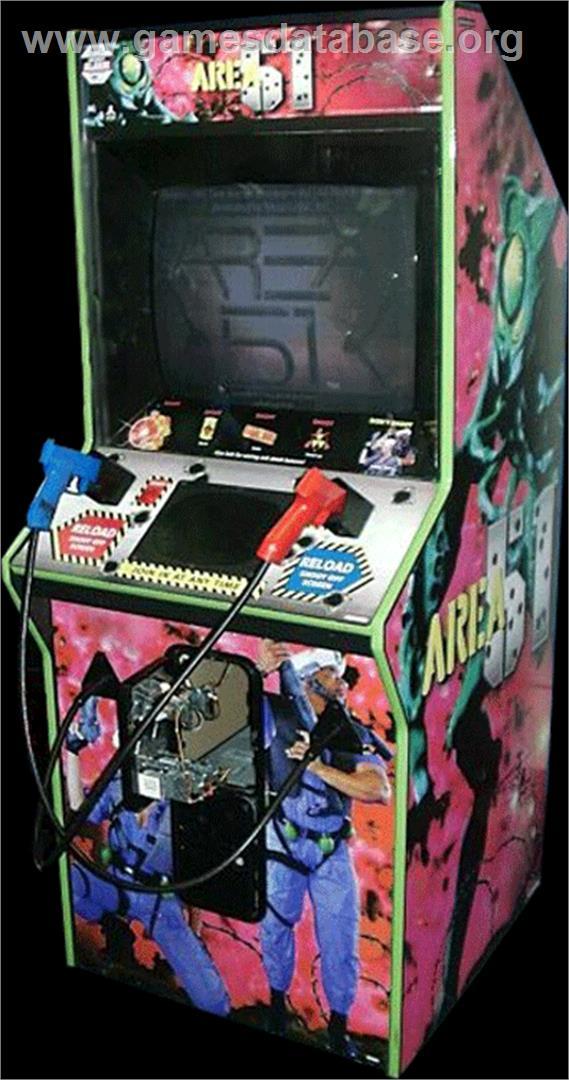 machine for area