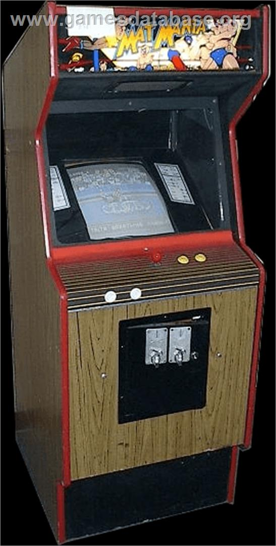Exciting Hour Arcade Games Database