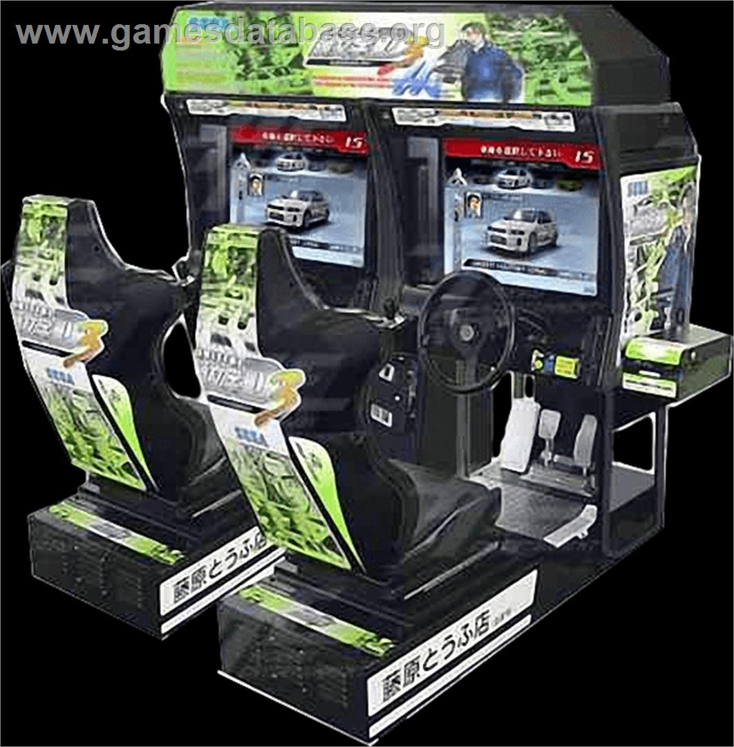 Initial D Arcade Stage Ver. 3