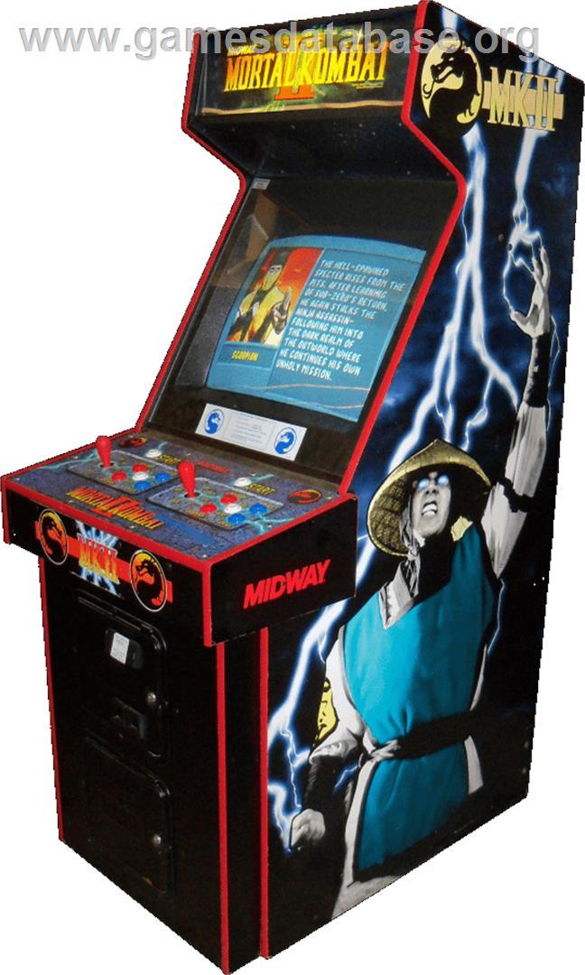 Mortal Kombat Ii Arcade Games Database