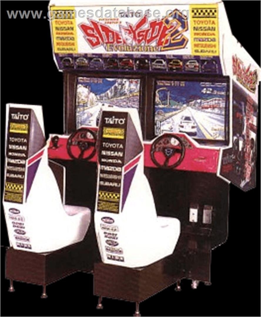 Side By Side 2 Arcade Games Database