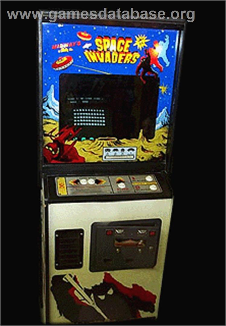 Space Invaders - Arcade - Games Database