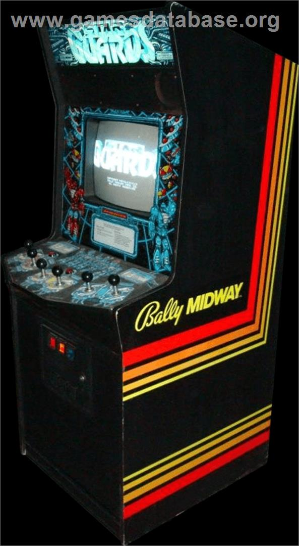 Star Guards Arcade Games Database