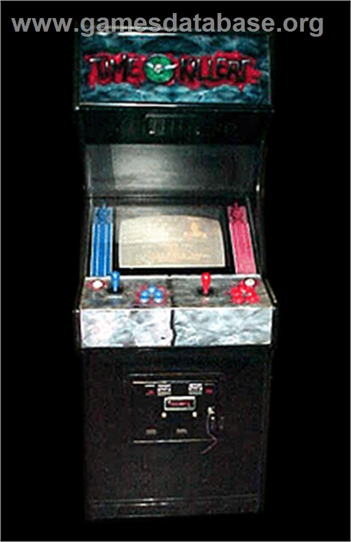 Time Killers Arcade Games Database