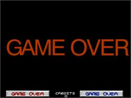 Game Over Screen for Area 51 / Maximum Force Duo v2.0.