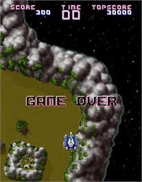 Game Over Screen for Assault.