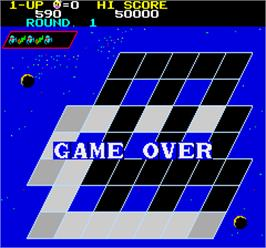 Game Over Screen for BanBam.