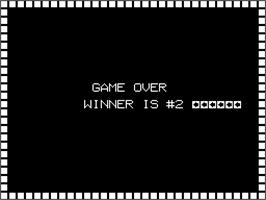 Game Over Screen for Brickyard.