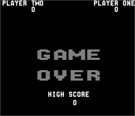 Game Over Screen for Clowns.
