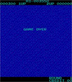 Game Over Screen for D-Day.