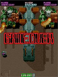 Game Over Screen for FixEight.