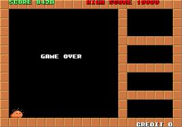 Game Over Screen for Flipull.