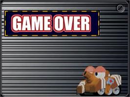 Game Over Screen for Fortress 2 Blue Arcade.