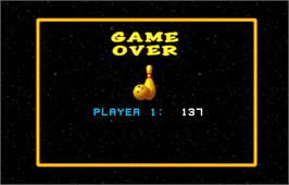 Game Over Screen for Galaxy Games StarPak 2.